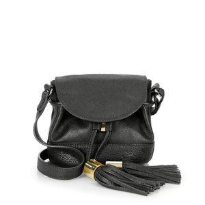 See by Chloe Black Pebbled Leather handbag ❤️